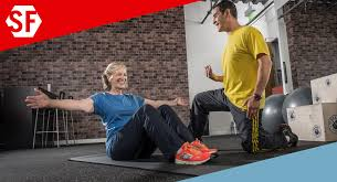 senior fitness specialist personal trainer for seniors ace