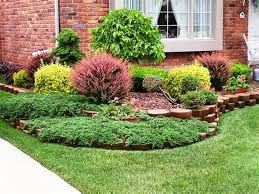 front yard landscaping ideas landscape plans garden small pictures