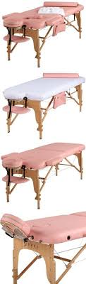 sierra comfort all inclusive portable massage table 3 section portable massage table with carrying case yes