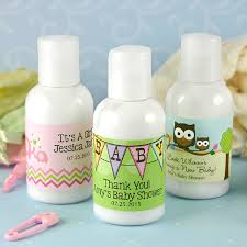 personalized baby shower favors baby lotion favors personalized baby shower lotion favors