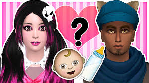 clawd and draculaura if draculaura and clawd wolf had children the sims 4