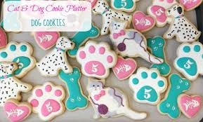 decorated cookies cats dogs decorated cookies part 2 dog cookies mangoes and