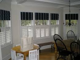 Kitchen Window Treatments Roman Shades - best 25 cafe shutters ideas on pinterest plantation blinds