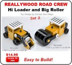 easy basics truck tractor u0026 trailer wood toy scroll saw plan set