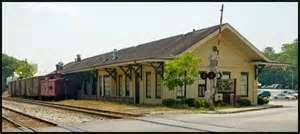 historical places to visit in georgia the depot