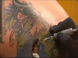 how to care for a new tattoo tattoo care u0026 peeling youtube