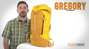 gregory verte 25 backpack youtube
