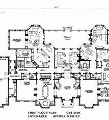 Big Mansion Floor Plans Mansion Floor Plans Floor Plans For House Plan Huge Mansion Floor