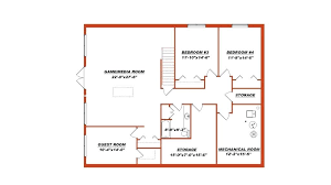 house plans with finished walkout basements walkout basement floor plans piceditors com