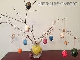 Easter Decorations For A Tree by 6 Easy Mason Jar Easter Decorations