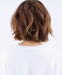 pictures of back of hair short bobs with bangs chic short bob haircuts back view styles time