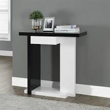 monarch specialties accent table monarch specialties i 245 32 in hall console accent table lowe s
