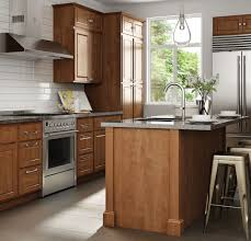 home depot kitchen cabinets base cabinets in cognac kitchen the home depot