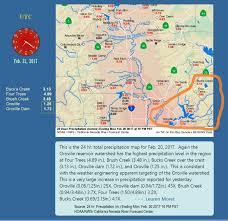 Oroville Ca Map Atmospheric Haarp River Switches To U201coff U201d Over Oroville Flying