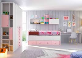 chambre complete fille chambre fille complète à personnaliser girly glicerio so nuit