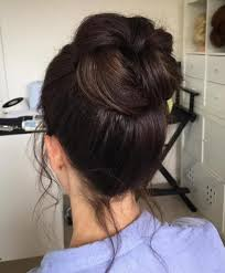 different hairstyles in buns messy bun guide 40 newest messy buns for 2018