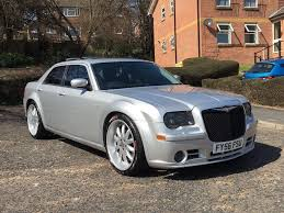 2006 chrysler 300c srt 8 hemi auto silver custom modified one off