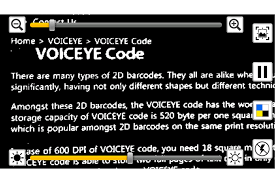 voiceye android apps on google play