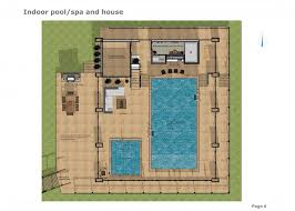 House Plans With Indoor Pools Mansion House Plans Indoor Pool Quamoc