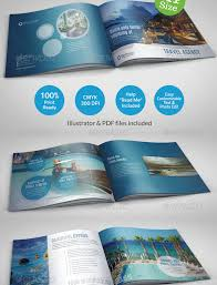 travel and tourism brochure templates free 40 best travel and tourist brochure design templates 2018 designmaz