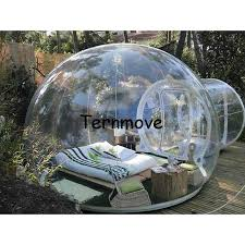 Transparent Tent Transparent Inflatable Lawn Bubble Tent Bubble Tree Camping