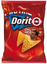 Doritos Meme - 16 best chris evans is a dorito images on pinterest steve rogers