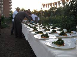 Farm To Table Denver by Farm To Table Fundraiser Dinner At Sister Gardens At Aria