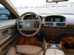 2002 bmw 745li interior 2005 bmw 745li review