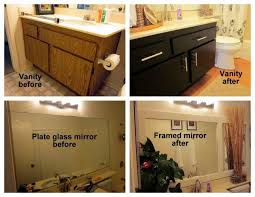 Cheap Bathroom Makeover Ideas Best 25 Cheap Bathroom Remodel Ideas On Pinterest Inside