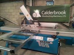 sliding table saw for sale used panel saws for sale from calderbrook woodwork machinery