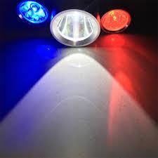 buy blue v electric lights motorcycle lights built in
