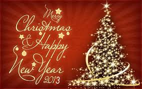merry and a happy new year greetings daily