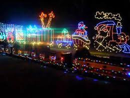Sd Zoo Mini Train Ride Christmas Lights Train Youtube