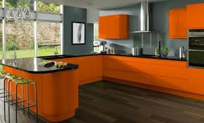 cuisine couleur orange déco decoration cuisine couleur orange 48 metz decoration