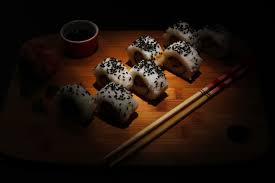 japanese restaurant cook at table free images food fish rice board game sushi power salmon