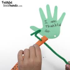 thanksgiving gratitude pumpkin paper craft with free