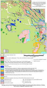 Zambia Map Porter Geoconsultancy Ore Deposit Description