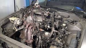 toyota camry engine how to remove a toyota camry 2 2 engine in a few minutes