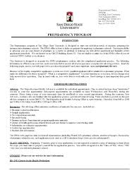 sample pharmacy recommendation letter resume template example