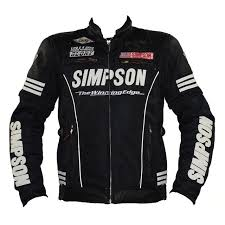 gsxr riding jacket simpson motorcycle racing jacket summer motorbike riding jacket 5