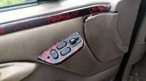 interior design top painting car interior plastic artistic color