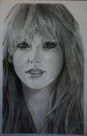 taylor swift charcoal sketch youtube