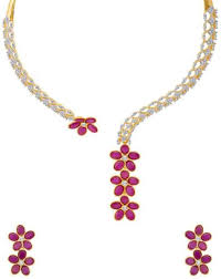 metal necklace set images Silver necklaces buy silver necklaces online at best prices in jpeg
