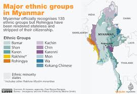 Where Is Paris In World Map by Myanmar Who Are The Rohingya Rohingya Al Jazeera