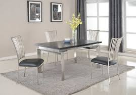 orren ellis chen extendable dining table u0026 reviews wayfair