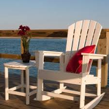 Brown Plastic Adirondack Chairs Exterior Fascinating Polywood Adirondack Chairs For Your Relaxing