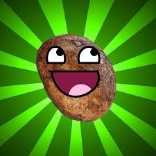 Ugly Green Ugly Potato Youtube