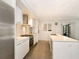 galley style kitchen with island galley style kitchen layouts pendant l metal ikea
