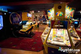 arcade at the new york new york hotel u0026 casino oyster com