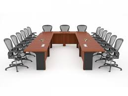 U Shaped Conference Table Dimensions Enchanting U Shaped Conference Table Dimensions Tinker Air U